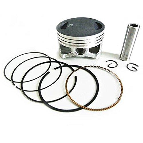 Pro Piston Ring Set (JRL 60mm Pin Piston Rings Sets Fits YX160 160cc Engine Pit Pro Trail Dirt Bike)