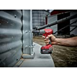 Cordless Impact Wrench, 18.0V, 6 in. L
