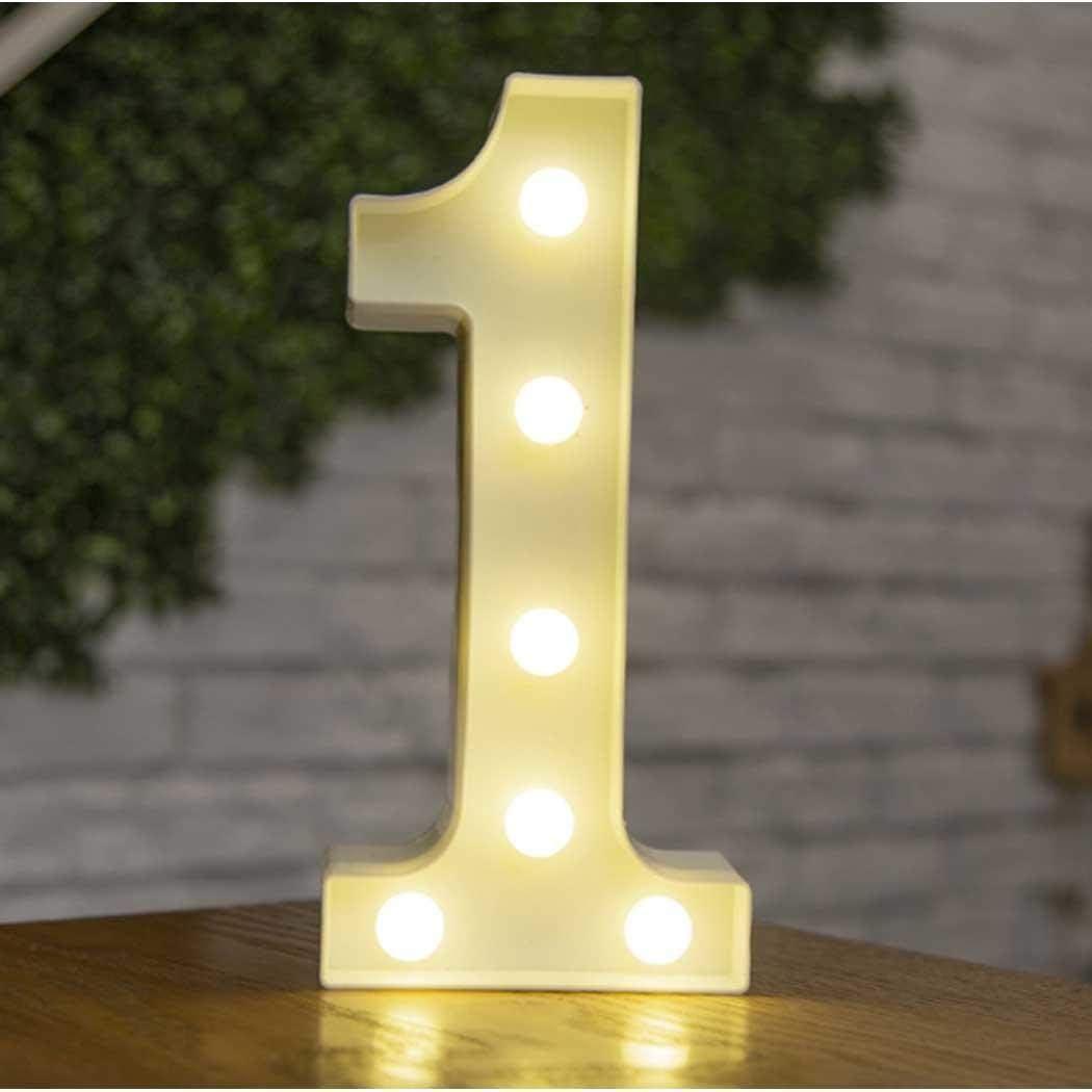Luce Notturna Finestra tiowea Lampada LED a Forma di Alfabeto con Cuore Decorazione per Feste