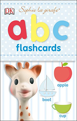 Sophie la girafe: ABC (First Flash Cards)