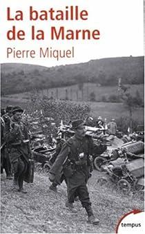 La bataille de la Marne par Miquel