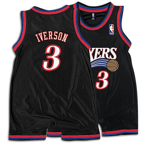 newest 8d4a3 980bf baby iverson jersey