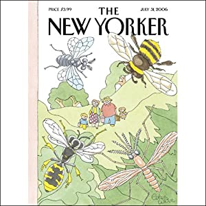 The New Yorker (July 31, 2006) Periodical