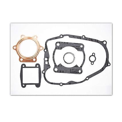 Amazon.com: Labwork - Juego completo de juntas de motor para ...