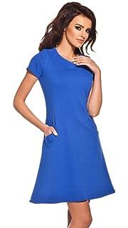 e6fc1c71684183 Lemoniade Elegantes Sommerkleid mit raffinierten Schnitten und in vielen  Farben Made in EU