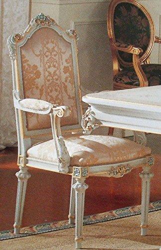 Stuhl Esszimmerstuhl Venetian Barock Rokoko Vp9918