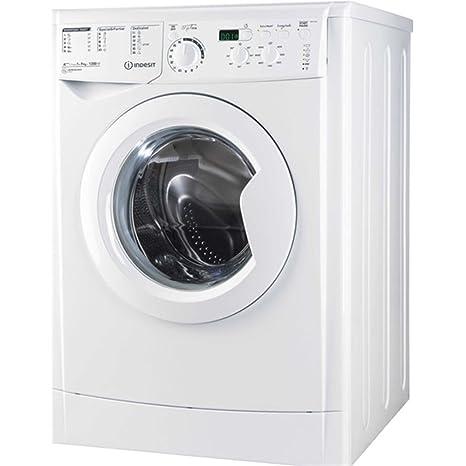 Indesit lavadora carga frontal ewd91283weu 9kg 1200rpm: Amazon.es ...