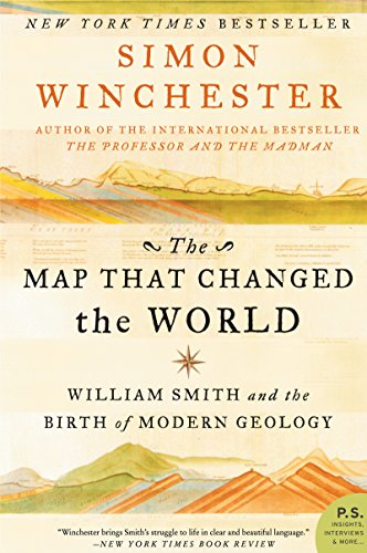 the map that changed the world william smith and the birth of