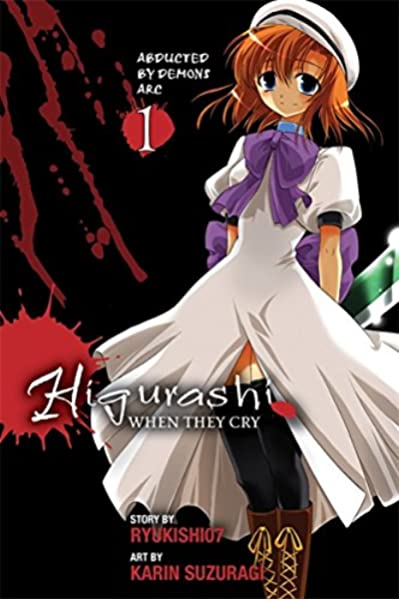 Higurashi When They Cry Abducted By Demons Arc Vol 1 Manga