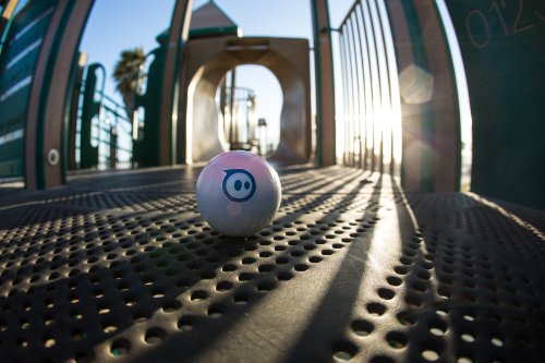 Sphero iOS and Android App Controlled Robotic Ball - Retail Packaging - White (Discontinued by Manufacturer) by Sphero (Image #10)