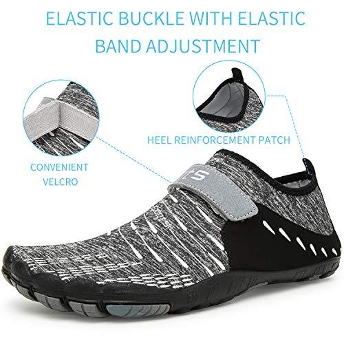 Jogging Mst De Gris Et Aquatiques Chaussures Pour Outdoor D'eau zSUVpqM