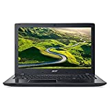 Acer Aspire E5- 575G- 51VA 15.6-inch Laptop (Core i5-7200U/8GB/1TB/Linux/Nvidia GeForce 940MX Graphics), Black