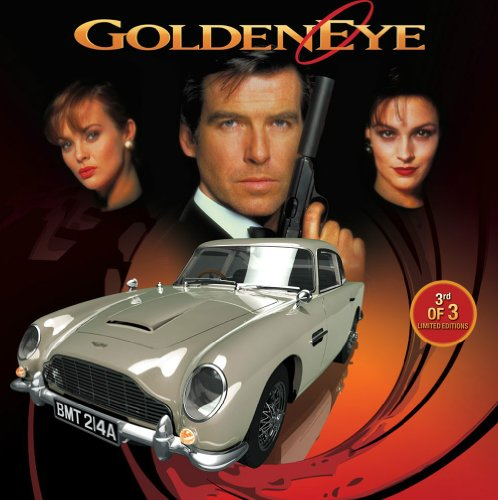 """Scalextric C3163A James Bond 007 Aston Martin DB5 """"GoldenEye"""", used for sale  Delivered anywhere in USA"""