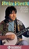 Béla Fleck teaches Banjo Picking Styles [VHS]