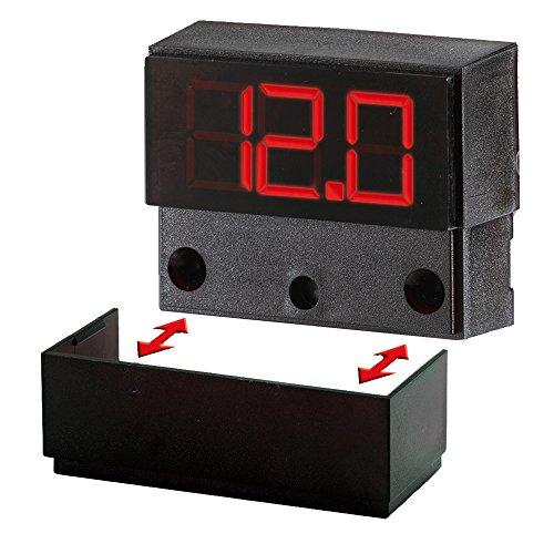 Paneltronics Digital Ac Voltmeter - Brand New Paneltronics Digital Ac Voltmeter- 10-250Vac