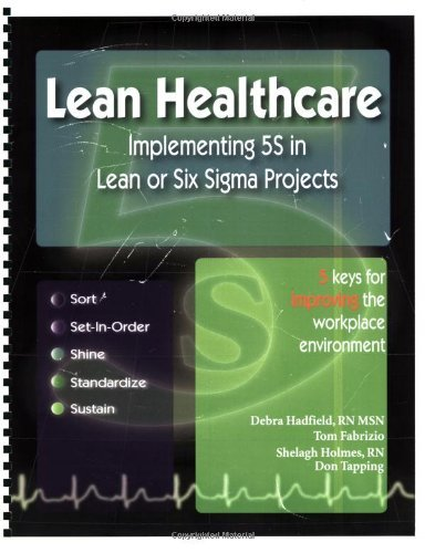 Lean Healthcare: 5 keys for improving the workplace environment Pdf