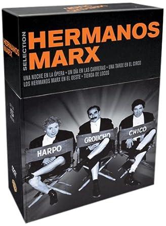Essential pack: Hermanos Marx [DVD]: Amazon.es: Cine y Series TV