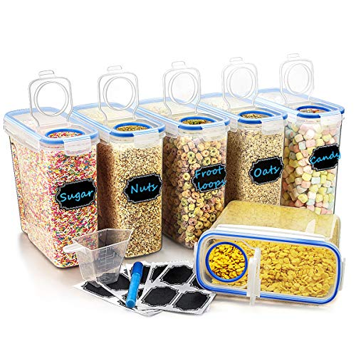 Wildone Plastic Cereal Containers