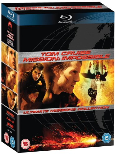 Mission Impossible: Ultimate Missions [Blu-ray]