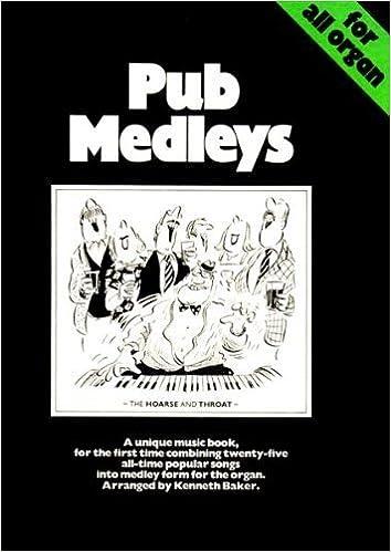 Book The complete organ player: pub medleys