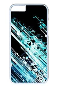 Circles And Lines PC For SamSung Note 3 Phone Case Cover White
