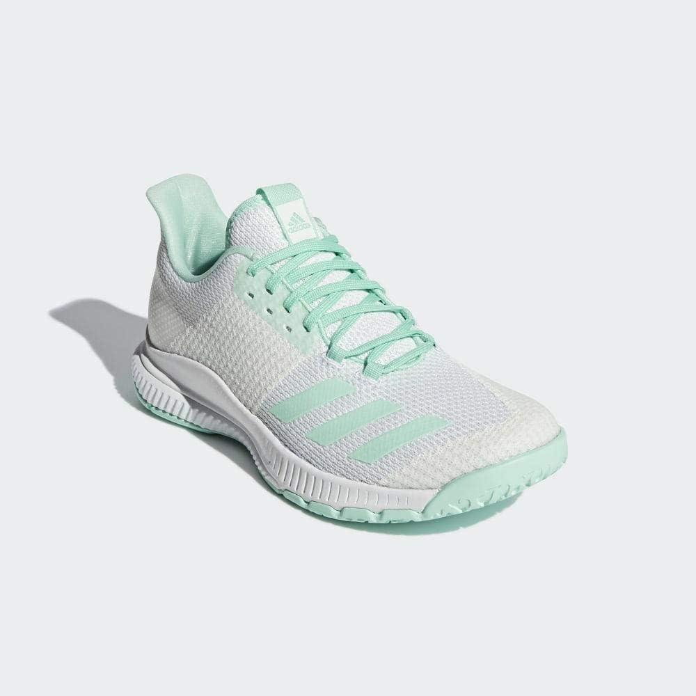 adidas Damen Crazyflight Bounce 2 Volleyballschuhe, weiß ...