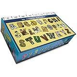 Aurora Products 98078 Teachers Aide Pencil Box, 12 Each/CT, Multicolor