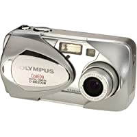Olympus D-580 4MP Digital Camera with 3x Optical Zoom Basic Facts Review Image