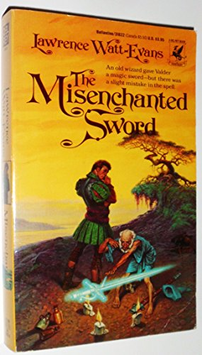 The Misenchanted Sword (Legend of Ethshar, Book 1)