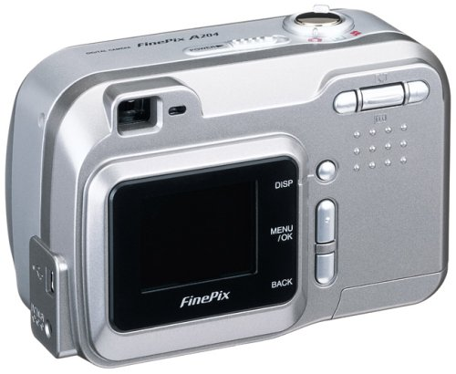 FOTO FINEPIX A204 SCARICARE