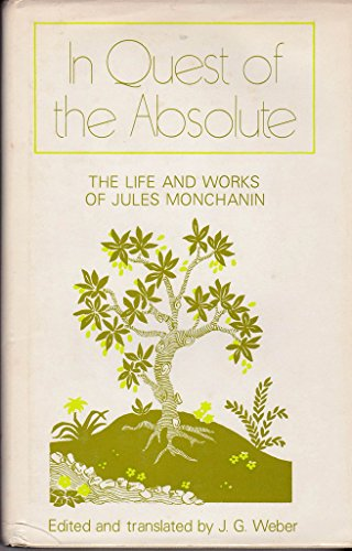 In Quest of the Absolute (Cistercian Studies : No 51)