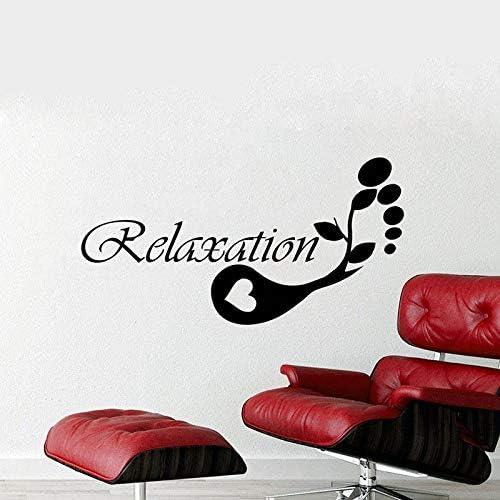 wukongsun Creative SPA Salon Wall Sticker Relax Tatuajes de ...