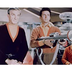 Lost In Space Mark Goddard Jonathan Harris 8x10 photo H4484