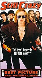 Still Crazy [VHS]