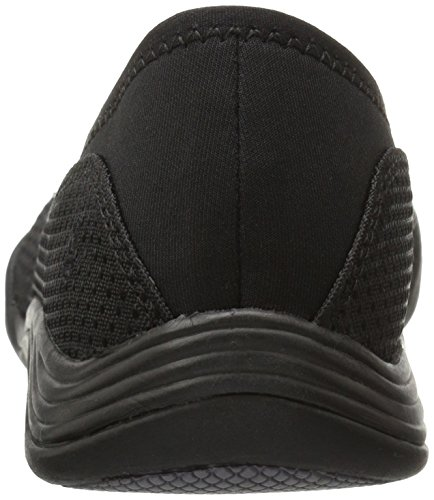 Sprinkhanen Dames Onthullen Skimmer Fashion Sneaker Nylon Zwart