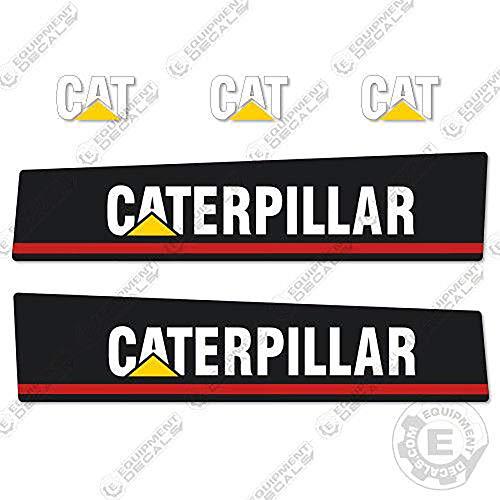 Caterpillar Forklift Decal Kit GC25K
