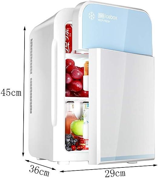 Mini frigorífico 22 litros Refrigerador de autos Refrigerador ...
