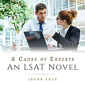 A Cadre of Experts: An LSAT Novel Audiobook