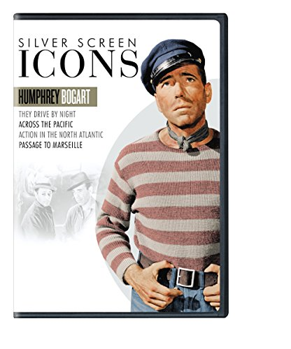 DVD : Silver Screen Icons: Humphrey Bogart (Boxed Set, 4 Disc)
