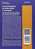 Image de Corso di formazione sul rischio chimico e cancerogeno. Con CD-ROM