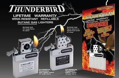 RoyalMeerschaumPipes VKTHI-G Regular Vector Thunderbird ...