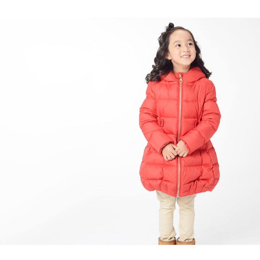 Nanny McPhee Kids Down Coat Baby Girls Warm Long Down Puffer Jacket Outwear Kids Clothing by Nanny McPhee (Image #4)