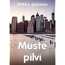 Muste pilvi (Finnish Edition)