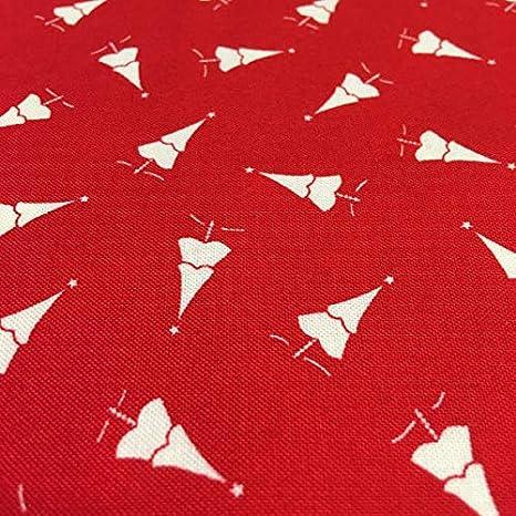 Tela de Patchwork Americano Navidad - 100% algodón - Retal de 100 ...