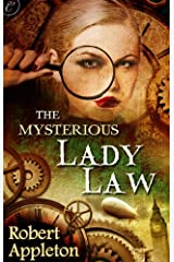 The Mysterious Lady Law (The Steam Clock Legacy) Kindle Edition