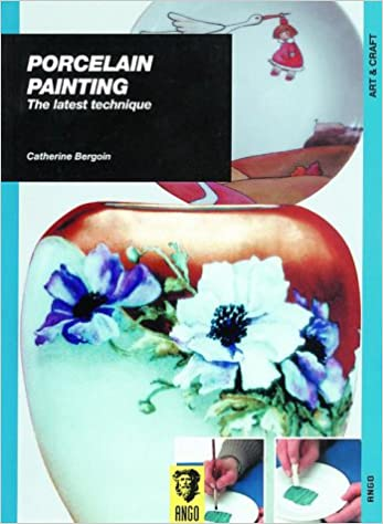 Porcelain Painting: The Latest Technique