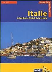 Italie, de San Remo à Brindisi, Sicile et Malte