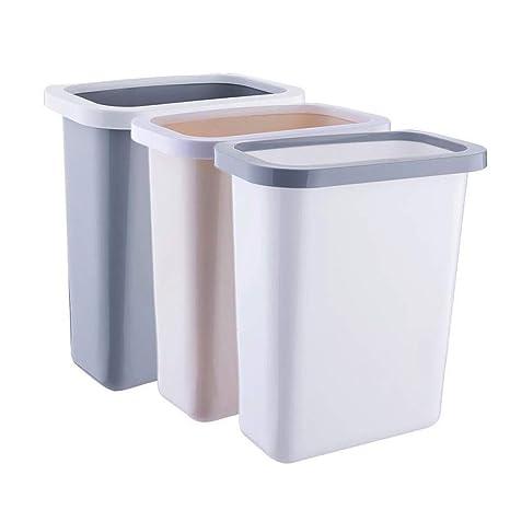 Contenedor de basura automático Plástico Cocina grande ...