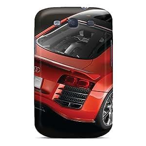 JamieBratt Samsung Galaxy S3 Scratch Protection Phone Case Customized Nice Audi R8 Series [qkN6323wDtd]