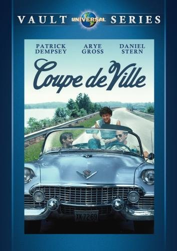 Coupe de Ville (1990) Patrick Dempsey, Arye Gross [DVD] [2011] [Region 1] [US Import] [NTSC]
